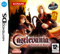 Castlevania: Portrait of Ruin Nintendo DS Front Cover
