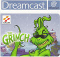 The Grinch Dreamcast Front Cover