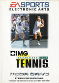 IMG International Tour Tennis Genesis Front Cover