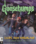 Goosebumps Escape from Horrorland Windows Front Cover