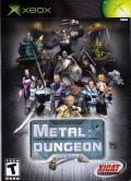 Metal Dungeon Xbox Front Cover