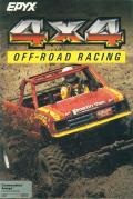 4x4 Off-Road Racing Amiga Front Cover