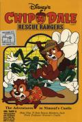 Chip 'N Dale Rescue Rangers: The Adventures in Nimnul's Castle DOS Front Cover