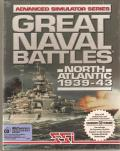 Great Naval Battles: North Atlantic 1939-1943 (CD-ROM) DOS Front Cover
