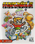 Marvin's Marvellous Adventure Amiga Front Cover