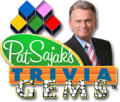 Pat Sajak's Trivia Gems Windows Front Cover