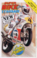 Super Bike TransAm ZX Spectrum Front Cover