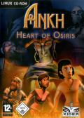 Ankh: Heart of Osiris Linux Front Cover