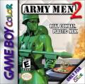 Army Men 2 Game Boy Color Front Cover