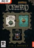 Icewind Dale: 3 in 1 Boxset Windows Front Cover