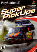Super PickUps PlayStation 2 Front Cover