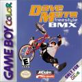 Dave Mirra Freestyle BMX Game Boy Color Front Cover