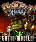 Ratchet & Clank: Going Mobile! BREW Front Cover