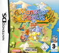 Monster Puzzle Nintendo DS Front Cover