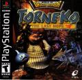 World of Dragon Warrior: Torneko - The Last Hope PlayStation Front Cover