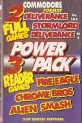 Commodore Format Power Pack 42 Commodore 64 Front Cover