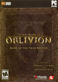 The Elder Scrolls IV: Oblivion (Game of the Year Edition) Windows Front Cover