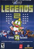 Taito Legends 2 Windows Front Cover