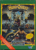 HeroQuest: Return of the Witch Lord Amstrad CPC Front Cover