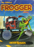 Frogger PC Booter Front Cover