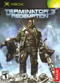 Terminator 3: The Redemption Xbox Front Cover