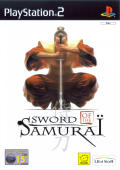 Sword of the Samurai PlayStation 2 Front Cover