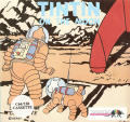 Tintin on the Moon Commodore 64 Front Cover