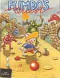 Flimbo's Quest Commodore 64 Front Cover