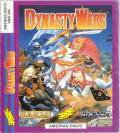 Dynasty Wars Amstrad CPC Front Cover