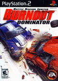 Burnout: Dominator PlayStation 2 Front Cover