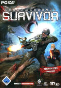 Shadowgrounds: Survivor Windows Front Cover