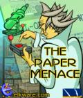 The Paper Menace J2ME Front Cover