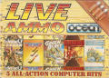Live Ammo Commodore 64 Front Cover