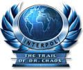 Interpol: The Trail of Dr. Chaos Windows Front Cover