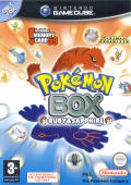 Pokémon Box: Ruby & Sapphire GameCube Front Cover