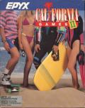 California Games II DOS Front Cover