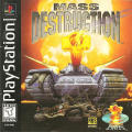 Mass Destruction PlayStation Front Cover