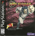 Lode Runner PlayStation Front Cover
