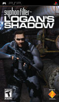 Syphon Filter: Logan's Shadow PSP Front Cover