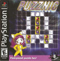 Puzznic PlayStation Front Cover
