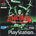 Evil Dead: Hail to the King PlayStation Front Cover