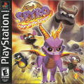 Spyro: Year of the Dragon PlayStation Front Cover