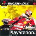 Ducati World: Racing Challenge PlayStation Front Cover