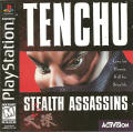 Tenchu: Stealth Assassins PlayStation Front Cover