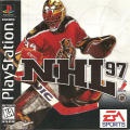 NHL 97 PlayStation Front Cover