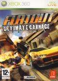 FlatOut: Ultimate Carnage Xbox 360 Front Cover