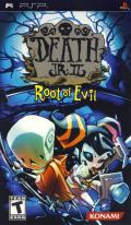 Death Jr. II: Root of Evil PSP Front Cover