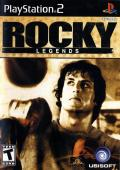 Rocky: Legends PlayStation 2 Front Cover