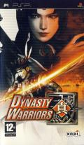 Dynasty Warriors PSP Front Cover