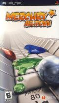 Mercury Meltdown PSP Front Cover